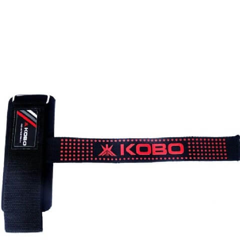 KOBO Gym Rod Strap (WTA-06),  Black  Free Size