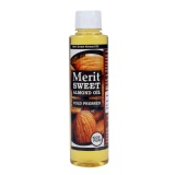 Merit Sweet Almond Oil,  250 Ml  Skin & Hair Treatment