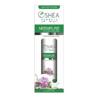 Oshea Herbals Neempure Serum,  50 g  Anti Acne & Pimple