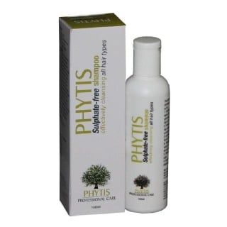 Finn Cosmeceuticals Phytis Sulphate Free Shampoo,  100 Ml  For All Hair Types