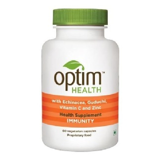 OptimHealth Immunity Supplement,  60 veggie capsule(s)