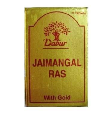 Dabur Jaimangal Ras with Gold,  10 tablet(s)