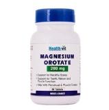 Healthvit Magnesium Orotate (200 Mg),  Unflavoured  60 Tablet(s)