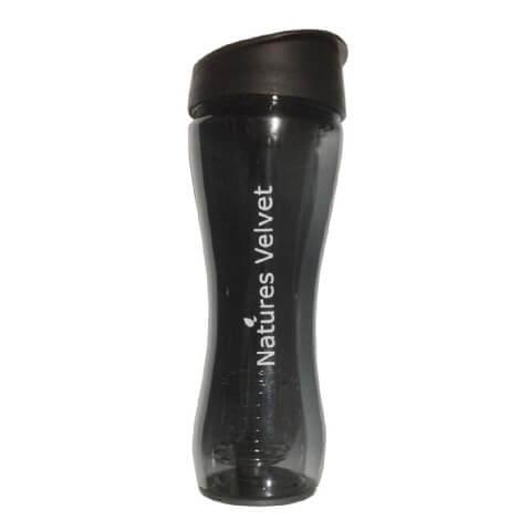 Natures Velvet Shaker,  Black  480 ml