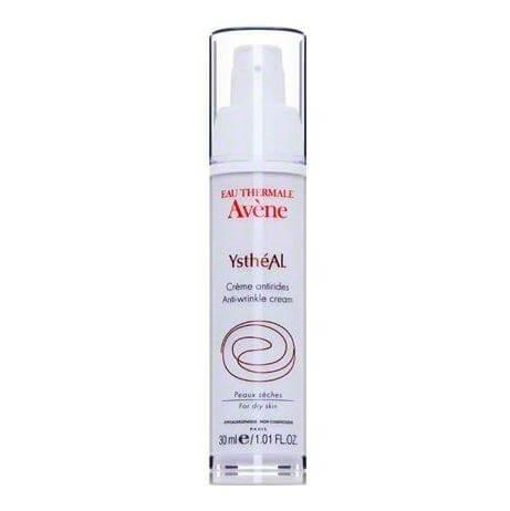 Avene Ystheal Anti-Wrinkle Cream,  30 ml  For Dry Skin