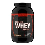 Natures Velvet 100% Gold Whey Protein, 2 lb Chocolate