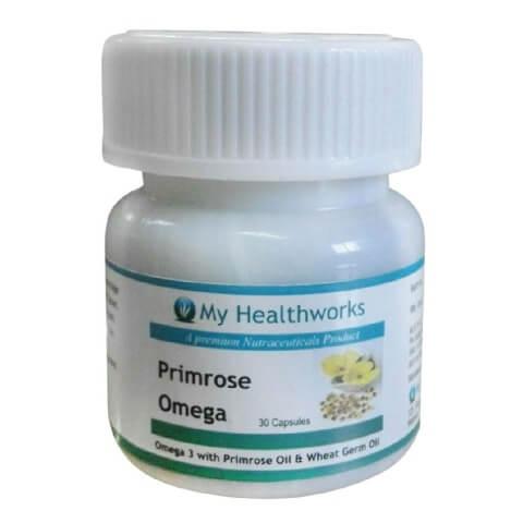 My Healthworks Primrose Omega,  30 capsules