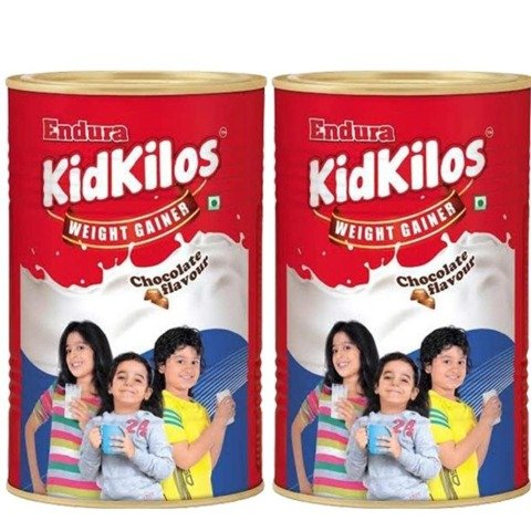 Endura Kid Kilos,  Chocolate  0.25 kg  - Pack of 2