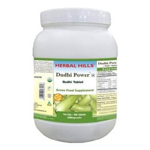 Herbal Hills Dudhi Power (Heart Care),  900 tablet(s)