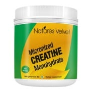 Natures Velvet 100 % Pure Creatine,  Unflavoured  0.3 kg