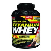 SAN 100% Pure Titanium Whey,  5 lb  Cappuccino Cream