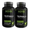 Novel Nutrients Triphala (400 mg),  60 capsules  - Pack of 2