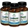 Organic India Breathe Free Capsules,  60 capsules  - Pack of 3