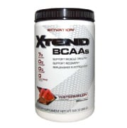 Scivation Xtend BCAA (Intra Workout Catalyst),  0.82 lb  Watermelon