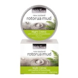 Wild Ferns New Zealand Rotorua Mud Night Creme With Lavender & Passionflower,  95 G  For All Skin Types