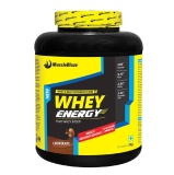 MuscleBlaze Whey Energy,  4.4 lb  Chocolate