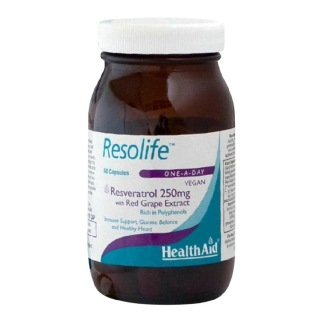 HealthAid Resolife,  60 capsules