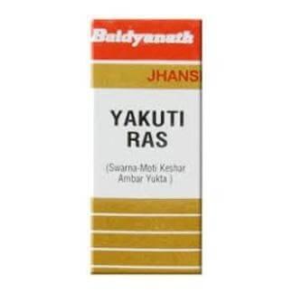 Baidyanath Yakuti Ras,  10 tablet(s)