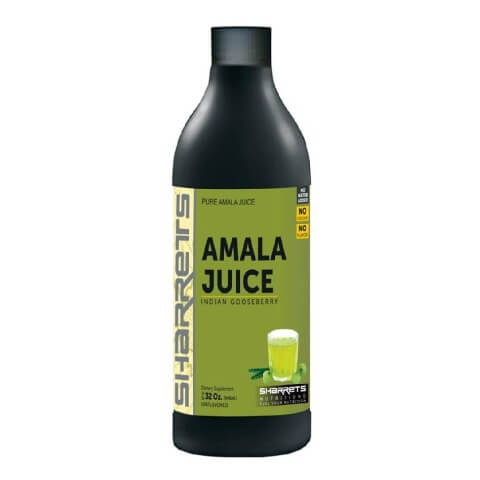 Sharrets Amala Juice,  Natural  1 L