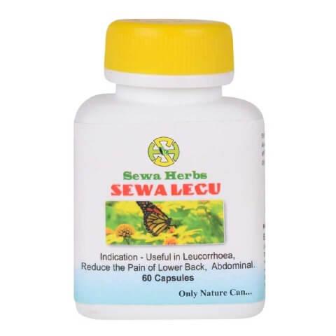 Sewa Herbs Lecu,  60 capsules