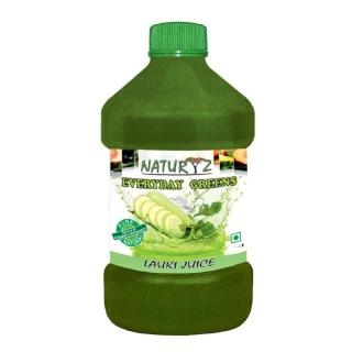 Naturyz Lauki Juice,  Unflavoured  0.500 L