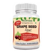 Morpheme Remedies Grape Seed Extract (500 mg),  60 veggie capsule(s)