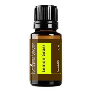 Natures Velvet Essential Oil,  10 ml  Lemongrass