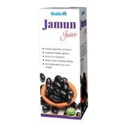 Healthvit Jamun Juice,  Natural  0.5 L