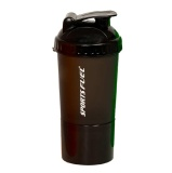Sports Fuel Protein Super Shaker,  Black  500 Ml