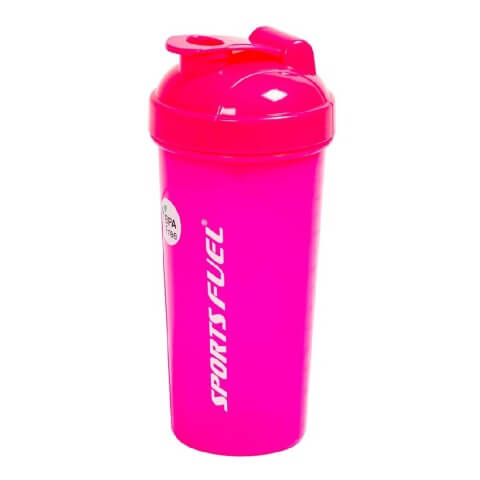 Sports Fuel Protein Shaker Regular,  Pink  700 ml