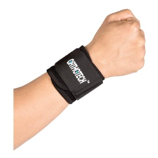 Orthotech Wrist Support (OR5110),  Black  Free Size