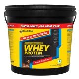 MuscleBlaze Whey Protein,  8.8 lb  Rich Milk Chocolate