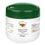 Herbline Papaya Face Scrub,  500 G  For All Skin Type