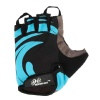 Technix Endurance Fitness Gloves,  Blue  Medium
