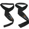 Technix Weight Lifting Straps,  Black  Free Size