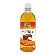 Dr. Patkar's Natural Apple Cider Vinegar (refined) Pack of 8,  4 L  Unflavoured