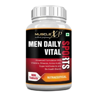 MuscleXP Men Daily Sports MultiVitamin,  90 tablet(s)  Unflavoured