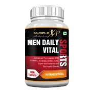 MuscleXP Men Daily Sports MultiVitamin,  Unflavoured  90 tablet(s)