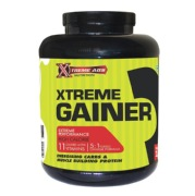 Xtreme Abs Nutrition Xtreme Gainer,  4.4 lb  Chocolate