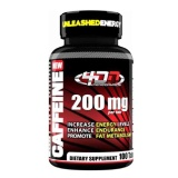 4D Nutrition Caffeine (200 Mg),  100 Tablet(s)  Unflavoured