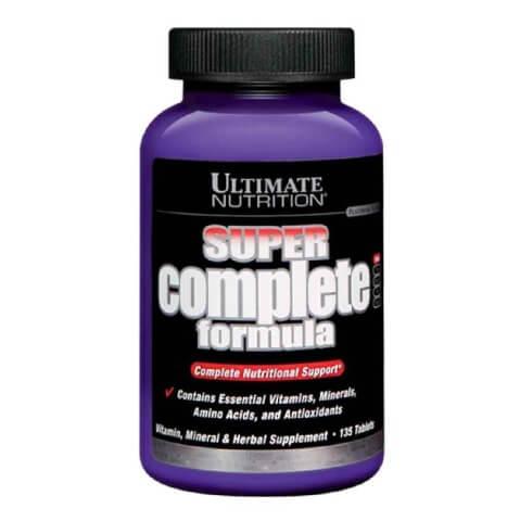 Ultimate Nutrition Super Complete Formula,  135 tablet(s)