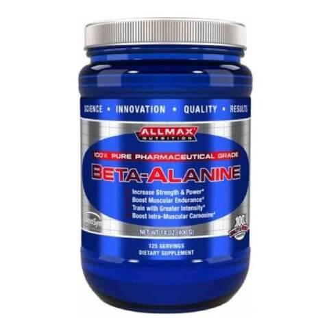 Allmax Beta-Alanine,  0.22 lb  Unflavoured