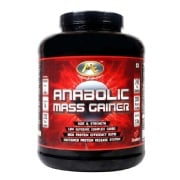 Muscle Epitome Anabolic Mass Gainer,  Strawberry  5.5 lb