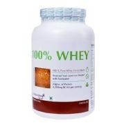 Lactonova 100% Whey Protein,  2 lb  Chocolate