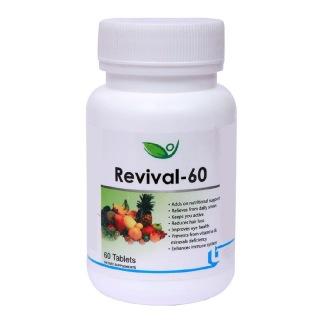 Biotrex Revival 60,  60 tablet(s)