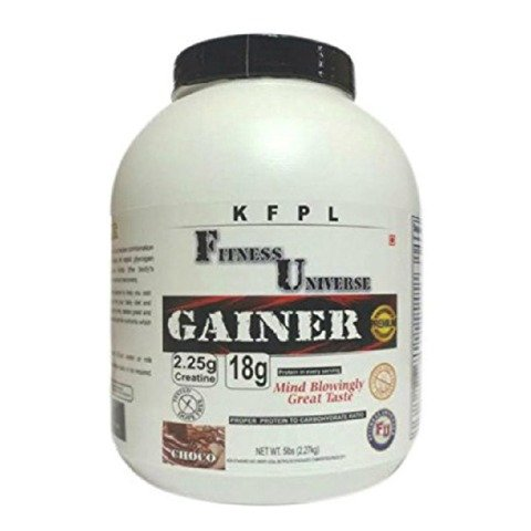 Fitness Universe Gainer,  6 lb  Choco
