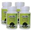 Vetra Spirulina (500 mg) - Pack of 4 60 capsules