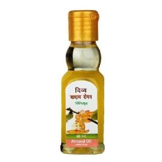 Patanjali Badam Rogan,  60 ml  All Type Hair