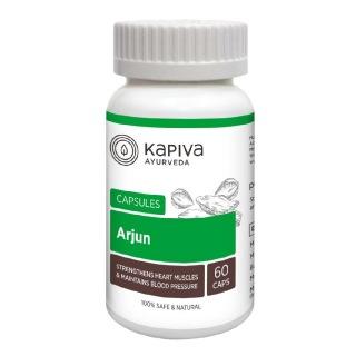 Kapiva Arjun,  60 capsules