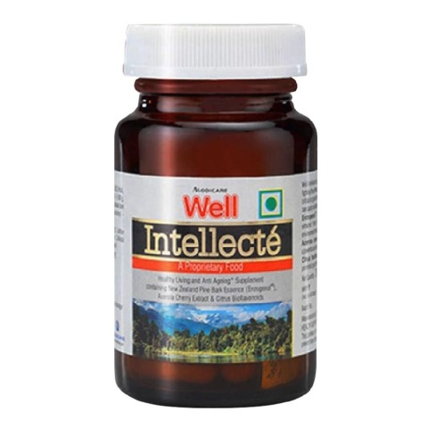 Modicare Well Intellecte,  30 capsules
